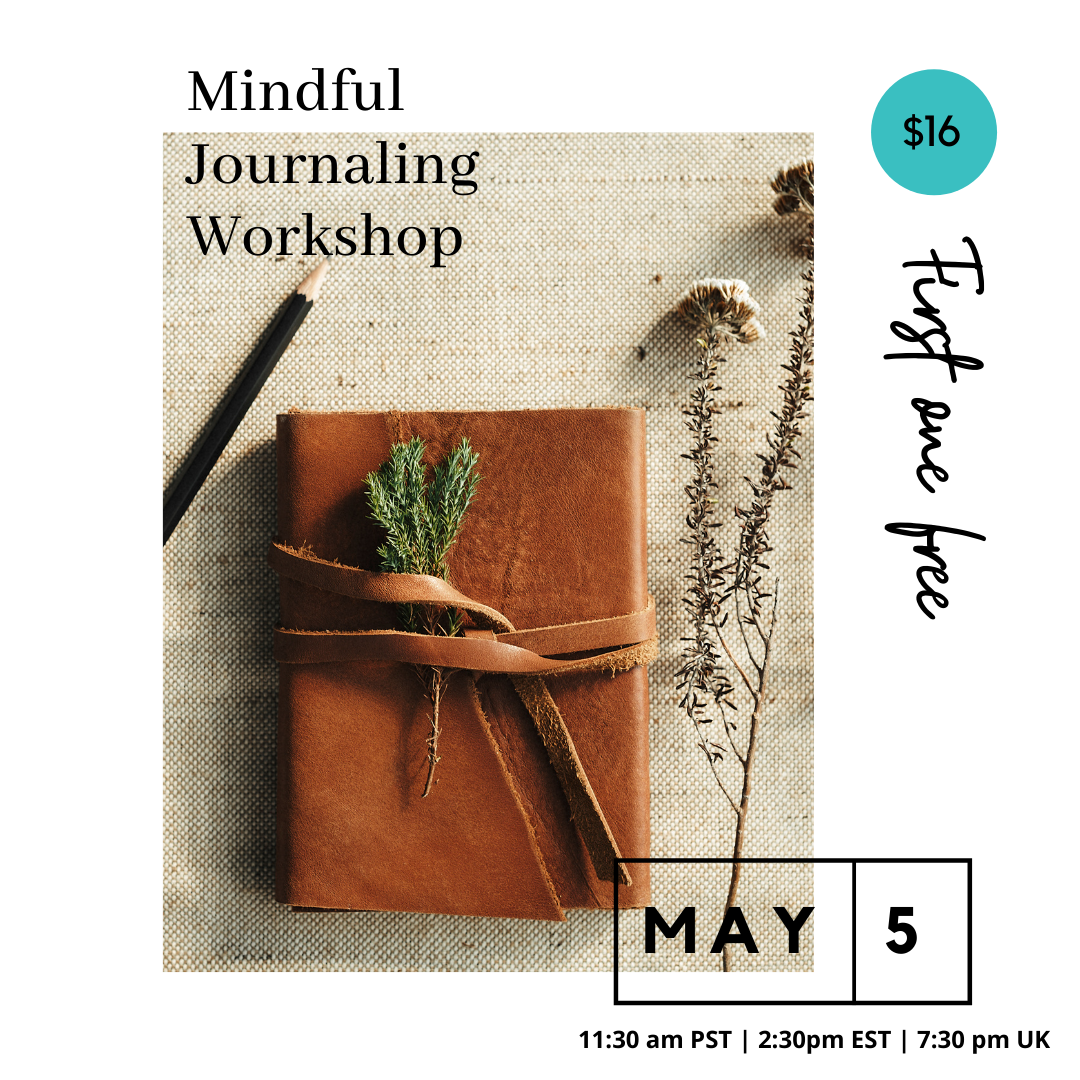 Mindful Journaling Workshop – May