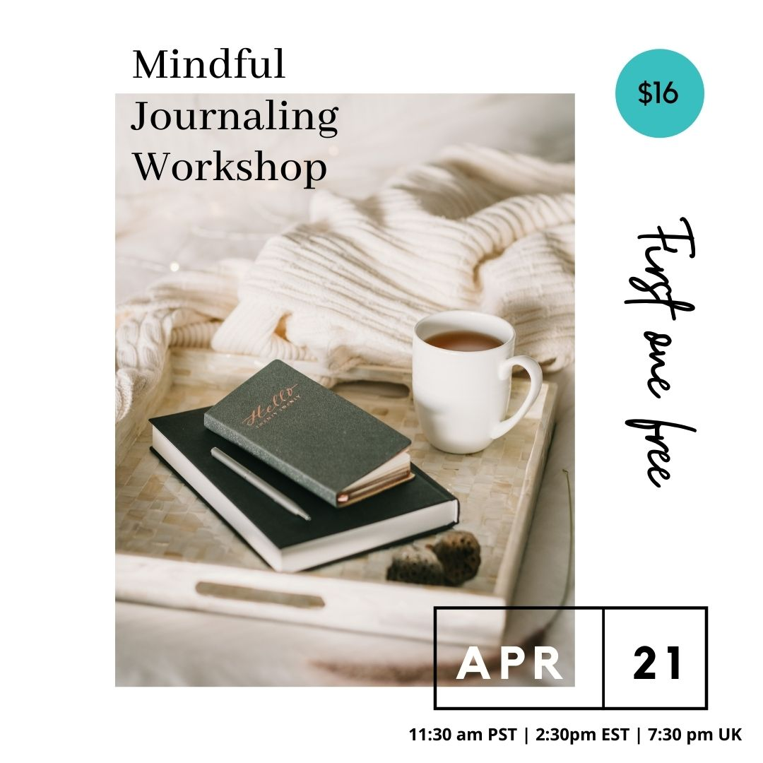 Mindful Journaling Workshop – April